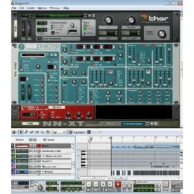 Propellerhead Reason 5 (28/05/15)